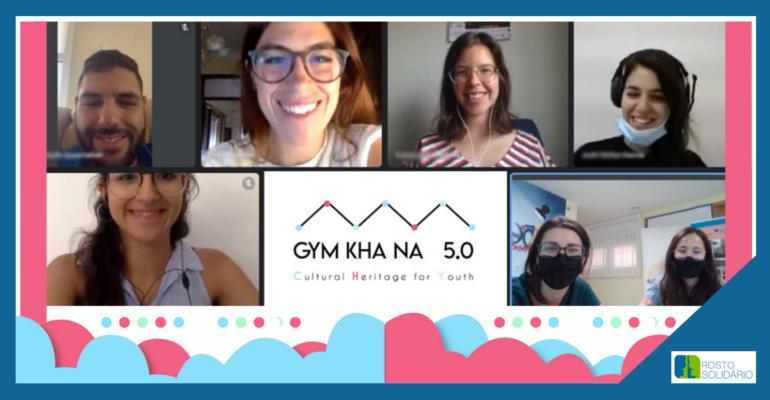 Reunião Gymkhana 5.0